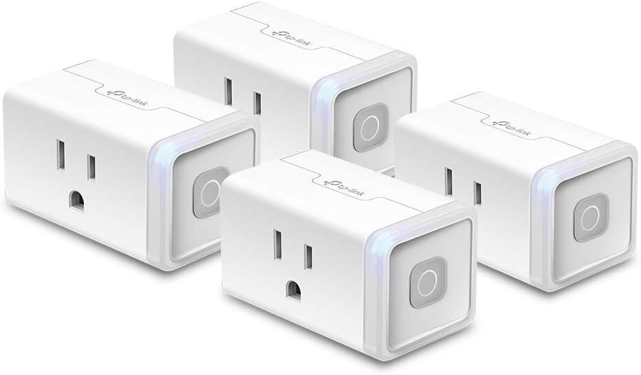 Kasa Smart Plug HS103P4 (4-Pack) $24.99  Coupon