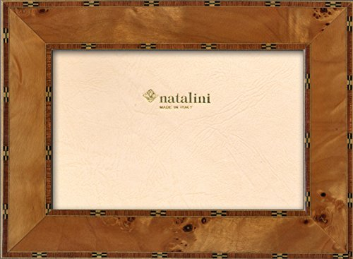 Natalini PIOPPO Antiqua G 10X15, Legno Tulipier, 10 X 15 X 1,5