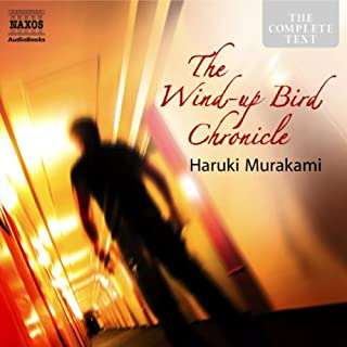The Wind-Up Bird Chronicle                   By:                                                                                                                                 Haruki Murakami                               Narrated by:                                                                                                                                 Rupert Degas                      Length: 26 hrs and 6 mins     91 ratings     Overall 4.1