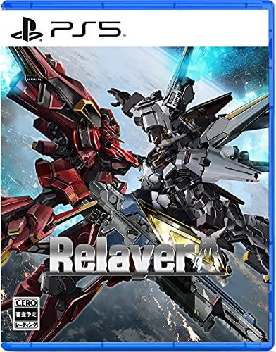 Relayer(リレイヤー) デラックスエディション - PS5(【同梱物】専用豪華BOX、オリジナルサウンドトラック、設定資料集 & 【早期購入特典】テラのレアアイテムセット 封入)