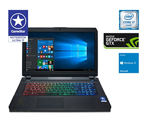 one GameStar Notebook Ultra (17,3