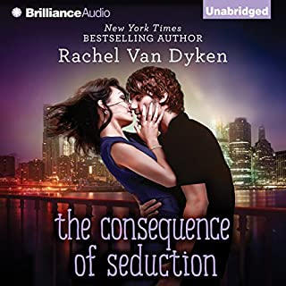 The Consequence of Seduction audiobook cover art