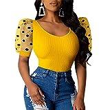 Camiseta de manga corta con cuello en V Y2k para mujer sexy y delgada, camiseta básica sólida E-Girl linda blusa