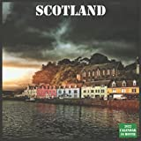 Scotland Calendar 2022: Official Scotland Calendar 2022, 16 Month Calendar 2022