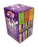 Rainbow Magic The Magical Adventure Collection 21 Books Set Including 3 Series by Daisy Meadows (Weather Fairies, Jewel Fairies & Sporty Fairies)