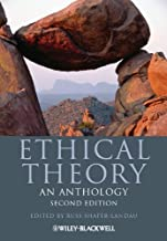 Best ethical theory an anthology Reviews