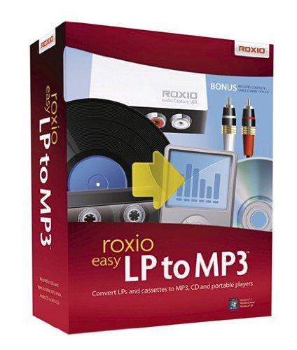 Preisvergleich Produktbild Roxio Easy LP to MP3 (PC CD)