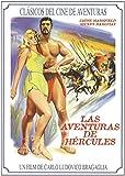 Las aventuras de hercules [DVD]