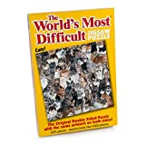 "Paul Lamond 5995""The World's Most Difficult Jigsaws/Cats Puzzle (529-Piece)"