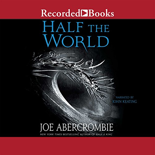 Half the World audiobook cover art