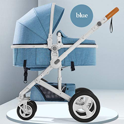Why Choose TXTC Anti-Shock High View Baby Carriage, Umbrella Stroller Foldable ,Compact Convertibl...