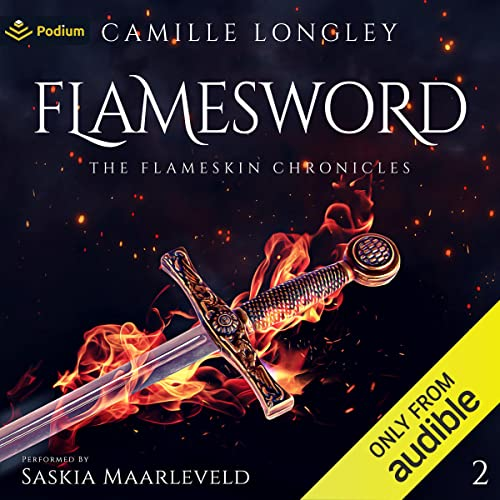 Flamesword Audiobook By Camille Longley cover art