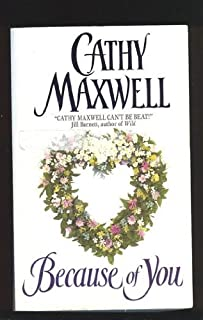 3 Cathy Maxwell Novels--The Price of Indiscretion,A Seduction at Christmas,Because of You