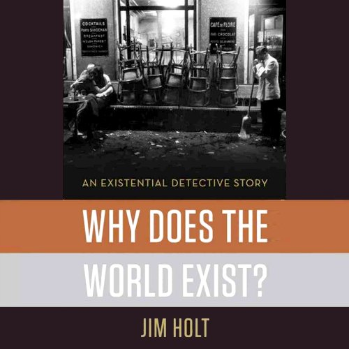 Why Does the World Exist? cover art