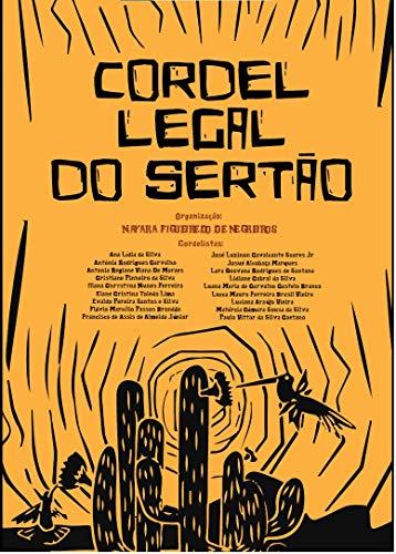 CORDEL LEGAL DO SERTÃO (Portuguese Edition)