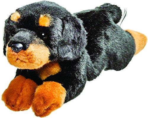 Suki Gifts 12069 Rottweiler Hund Plϋschtier 30cm