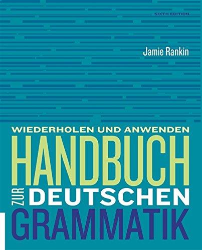 Handbuch zur deutschen Grammatik (World Languages)