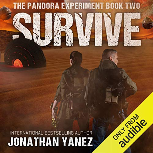 Survive audiobook cover art
