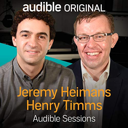 Jeremy Heimans & Henry Timms audiobook cover art