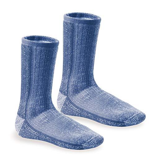 Footstar Damen Herren und Kinder Wollsocken (1er oder 2er Pack) THERMO-ULTRA
