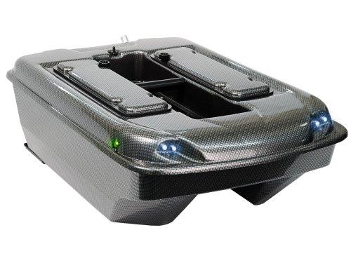 Carp Madness XXL Bausatz Futterboot 2,4 Ghz Carbon 3D Bait Boat Köderboot Boot