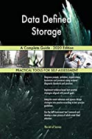 Data Defined Storage A Complete Guide - 2020 Edition