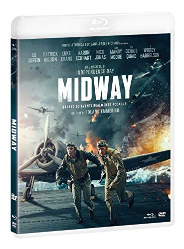 MIDWAY COMBO (BD + DVD)
