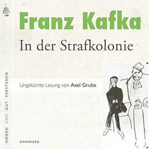 『In der Strafkolonie』のカバーアート