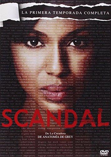 Scandal Temporada 1 [DVD]
