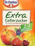 Dr. Oetker Gelierzucker Extra 2,1 (500 g) -
