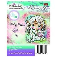 Polka Doodles ULA SWISHY テールスタンプセット マルチ 10X10