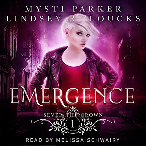 Emergence audiobook cover art