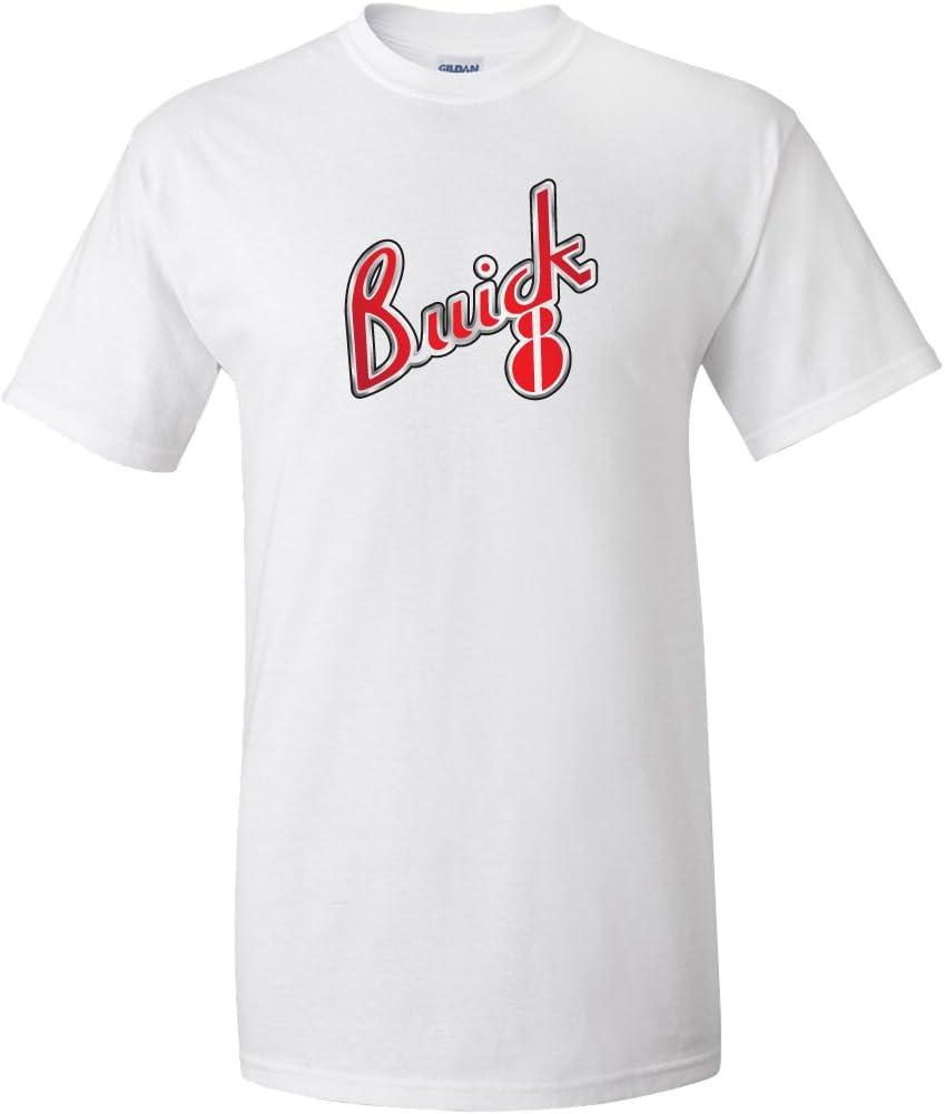 Buick BLM-241MD Medium Vintage 8 T-Shirt