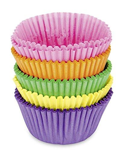 Staedter Mini Papier Plaque de Cuisson, Multicolore, Lot de 100