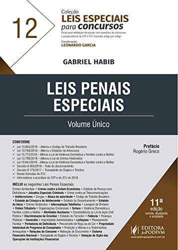 Leis Penais Especiais