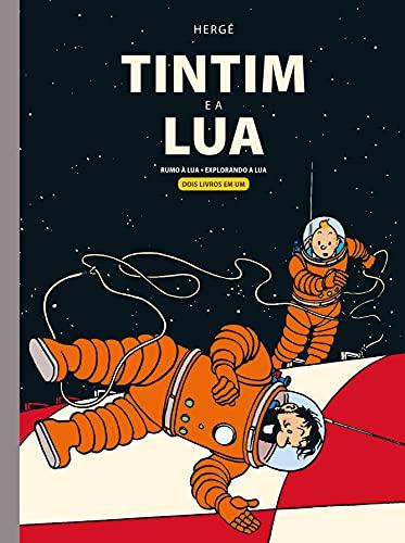 Tintim e a Lua: Rumo à Lua e Explorando a Lua