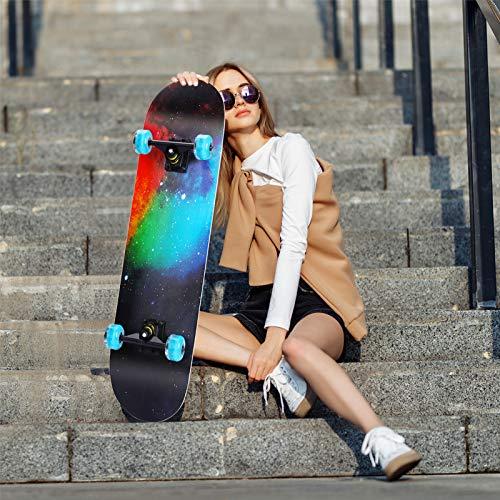 gspok skateboard wheel4pcs 70mm longboard - skl skateboards 31x8 complete skate