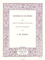 バラ: 幻想曲/ルデュック社/トランペットとピアノ