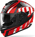 CASCO AIROH ST.501 BLADE RED GLOSS M