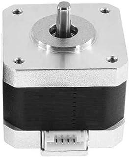 Unique India 1 Pcs Nema 17 4 Kg-cm Bipolar Stepper Motor 10 mm shaft For CNC Robotics DIY Projects 3D Printer