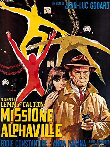 Agente Lemmy Caution: missione Alphaville