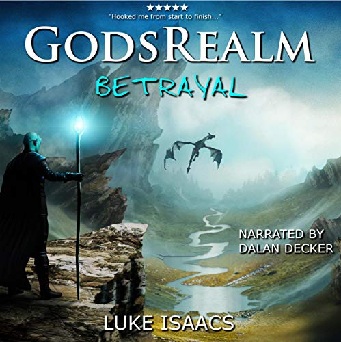 GodsRealm: Betrayal audiobook cover art