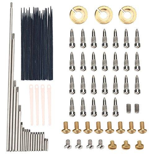 Vbestlife Kit de Mantenimiento y reparación Alto Sax, Kit de Mantenimiento de Instrumentos Musicales de Viento para saxofón
