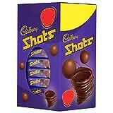 Cadbury Dairy Milk Chocolate Shots Carton (58 Units x 3.6 Gm), 208.8 g