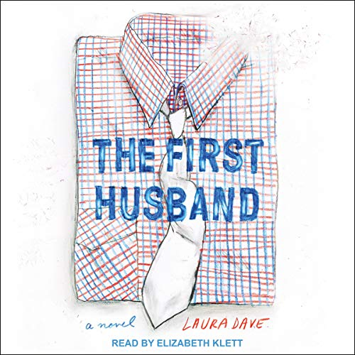 The First Husband  By  cover art