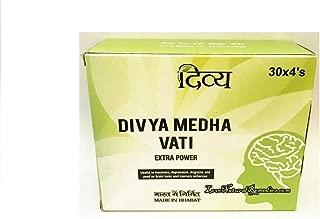 Divya Medha Vati Extra Power - 120 Tablets (Pack of 2)