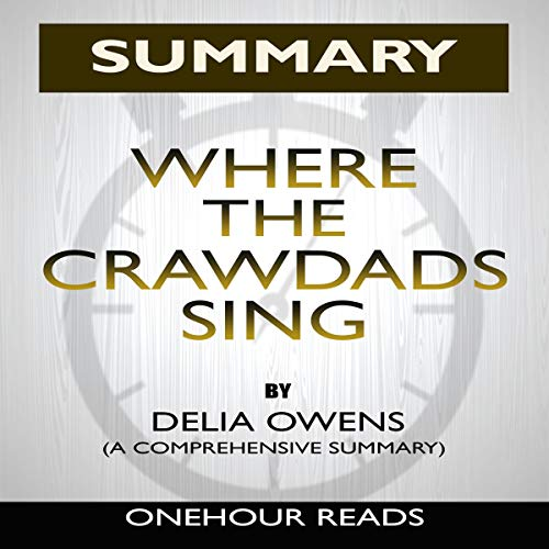 Summary of Where the Crawdads Sing by Delia Owens  By  cover art