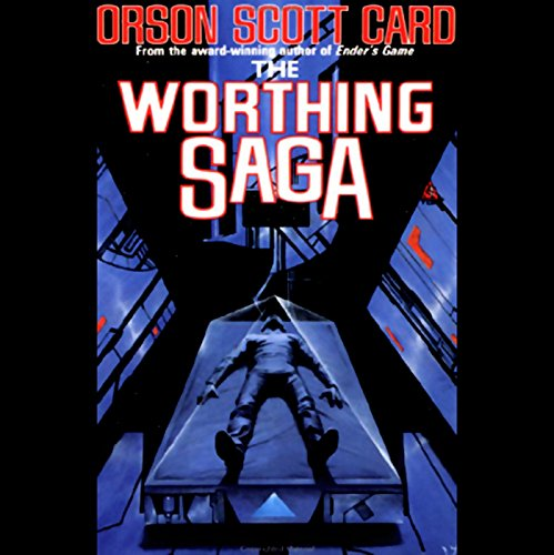 The Worthing Saga audiobook cover art