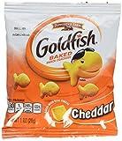 Pepperidge farm cheddar goldfish crackers, 45 - 1oz pouches