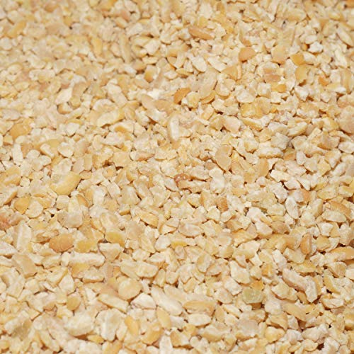 (7,75€/kg) 2000g Bio Soja-Granulat | Sojaschrot | 2 kg | Vegan | Hack - Fleischalternative | aus Österreich | kompostierbare Verpackung | STAYUNG - DE-ÖKO-070